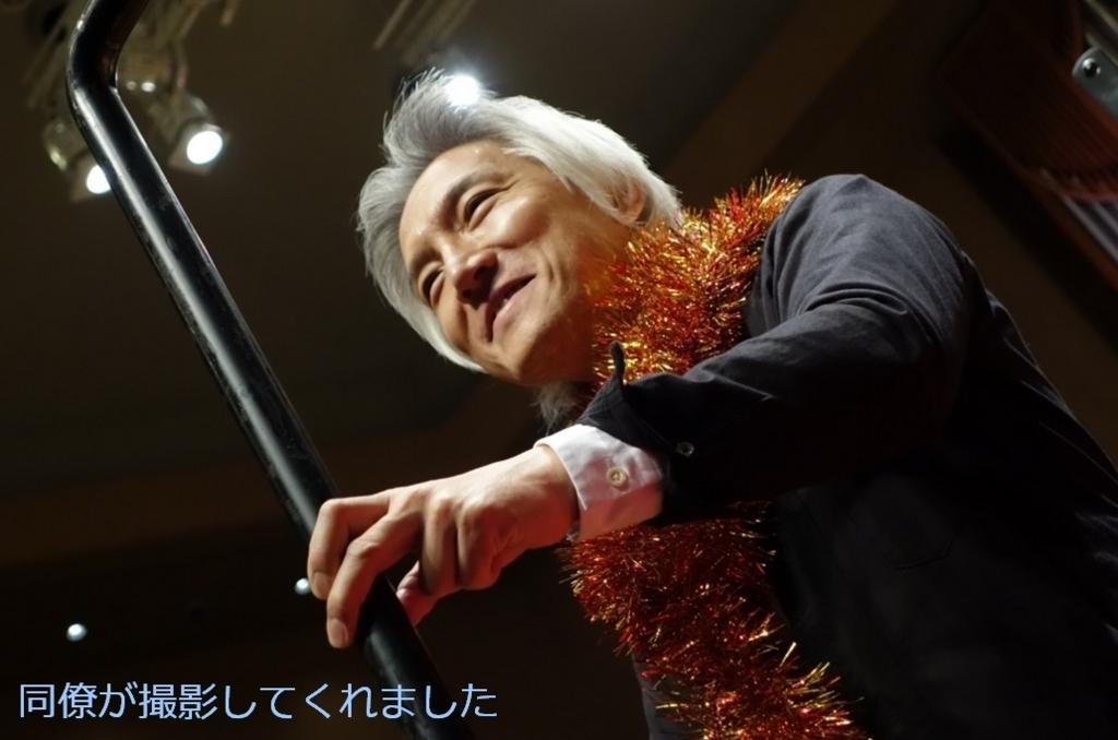 BBFF2大阪公演での栗田博文さん