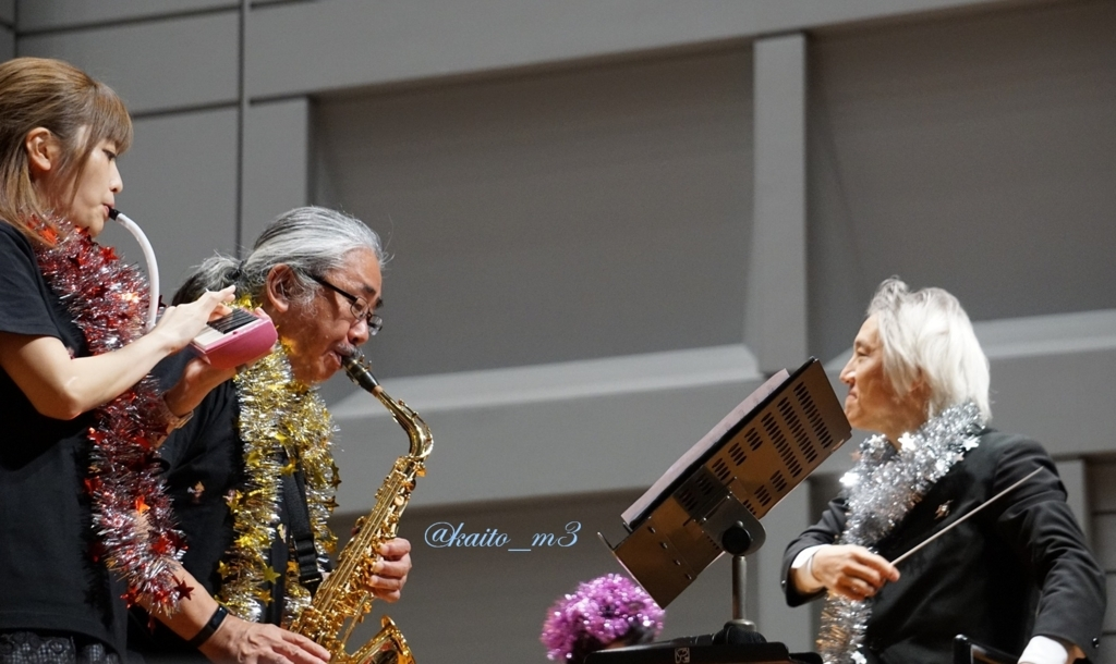 bra★braでの山下まみと植松伸夫と栗田博文
