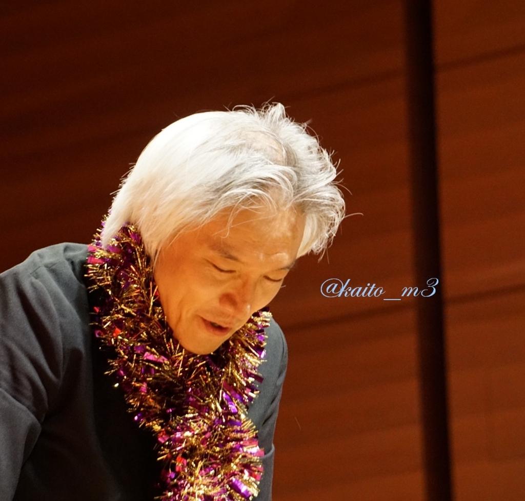 指揮者 栗田博文さんの写真
