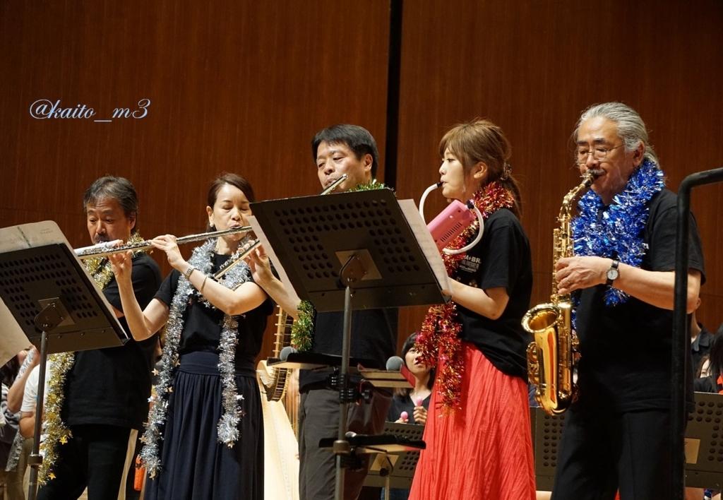 bra★braでの坂口博信さんと渋谷員子さんと北瀬佳範さんと山下まみさんと植松伸夫さん
