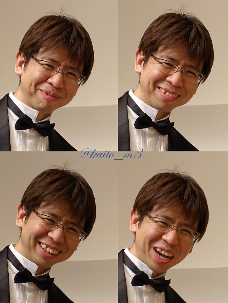 BBFF2018大阪公演で見せてくれた土屋吉弘さんの笑顔