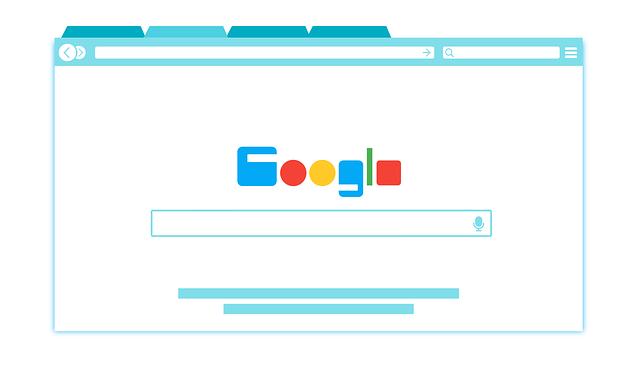 検索エンジンの画像