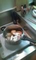 調味料先に調理鍋に入れてどないすんねんと一人ツッコミしながら豚肉