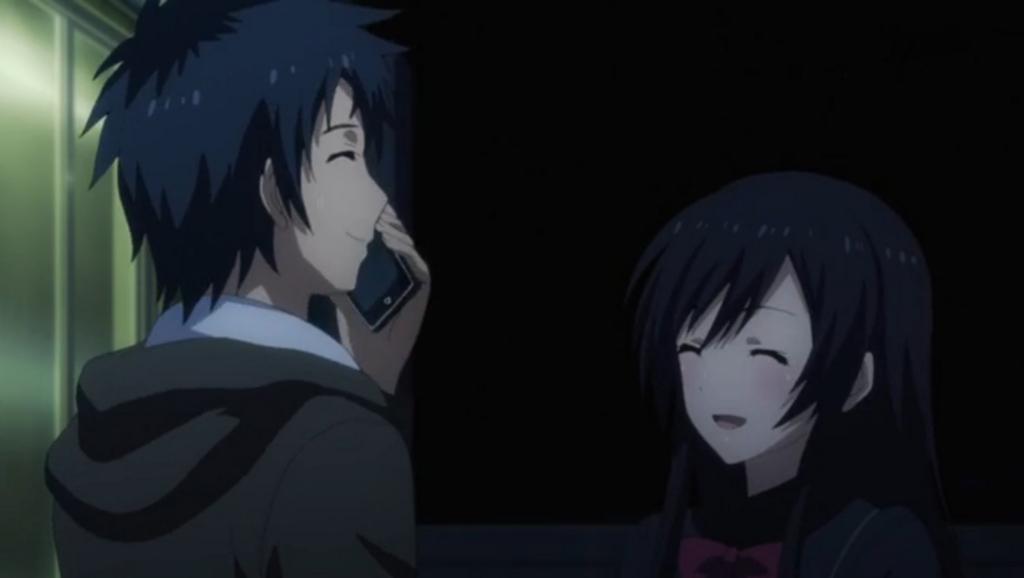しょこめざの黒田さんの珍しい笑顔の画像