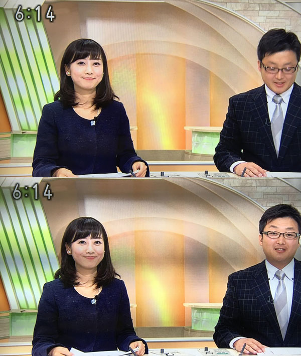 NHK鹿児島の中島三奈アナウンサー