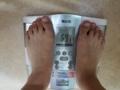 糖質制限ダイエット体重20170716