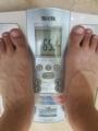 糖質制限ダイエット体型変化写真17週目体重