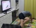糖質制限ダイエット体型変化写真30週目運動
