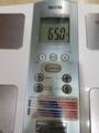 糖質制限ダイエット体型変化写真30週目体重
