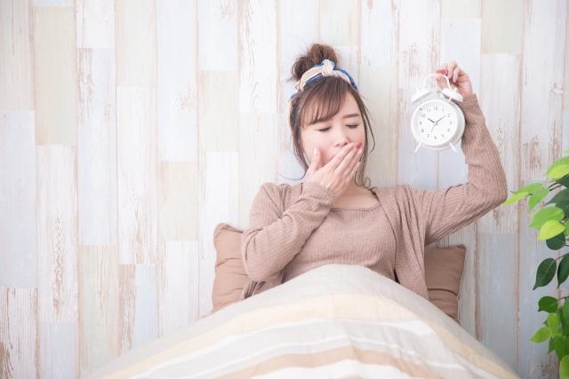 睡眠の悩み