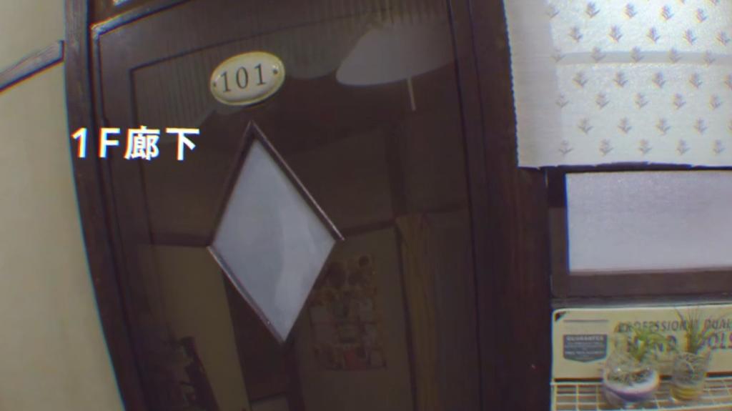 ゴースト刑事ドア