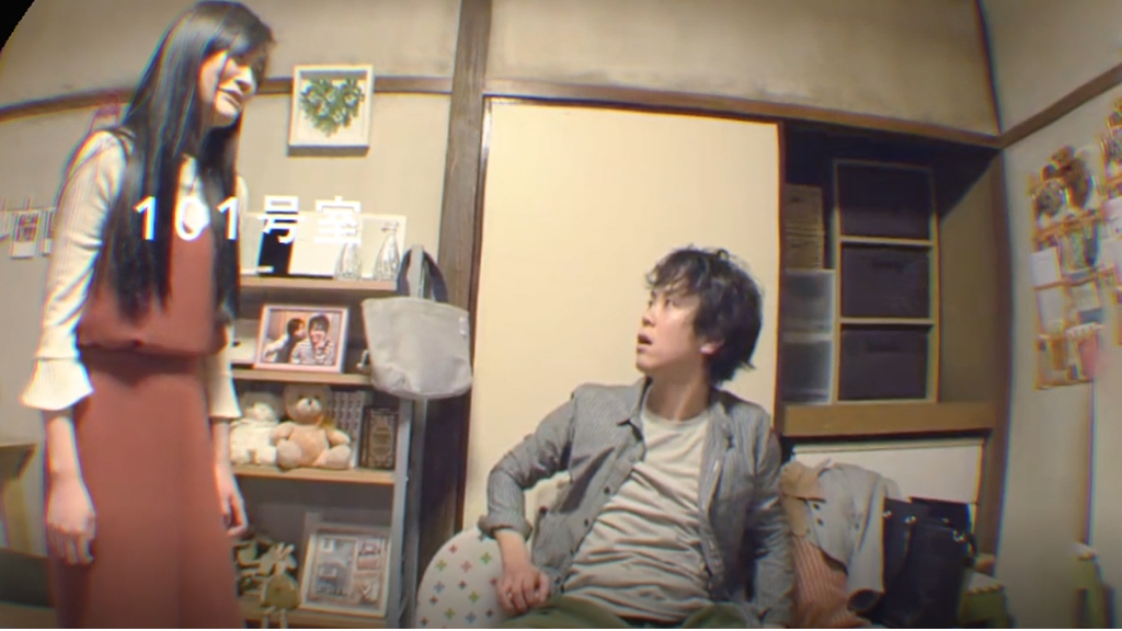 ゴースト刑事カップル喧嘩3