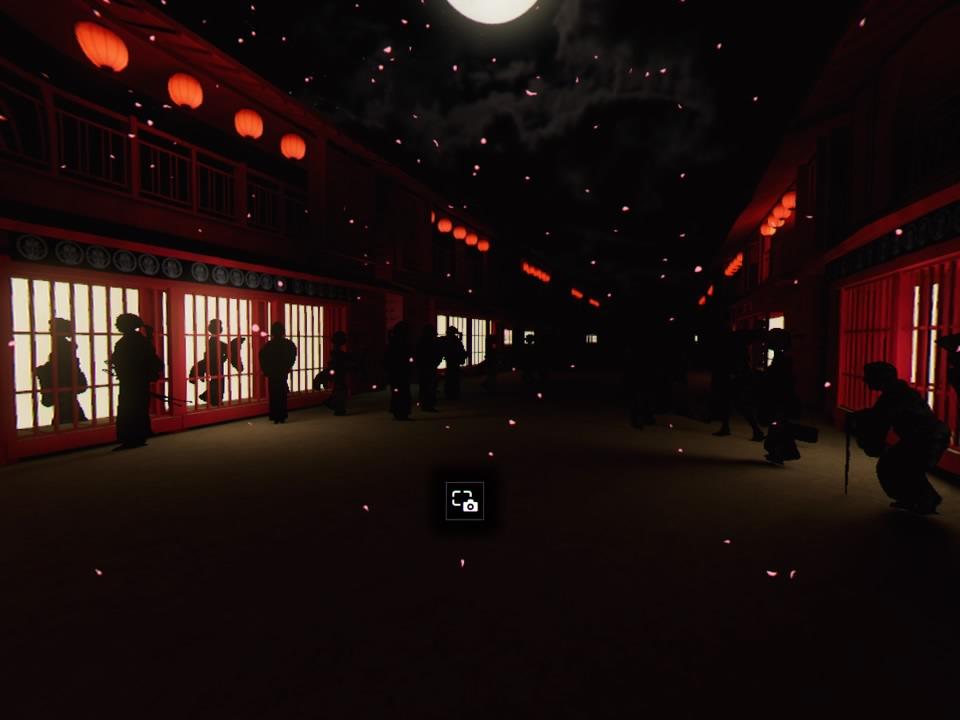 超歌舞伎VR~花街詞合鏡~第一場仲の町