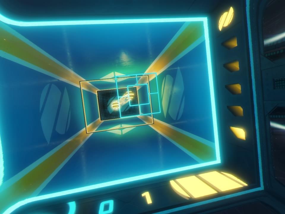 PlayStation VR WORLDSデンジャーボールスタート