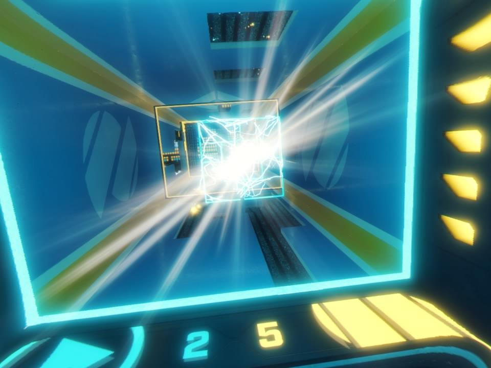 PlayStation VR WORLDSデンジャーボールプレイ必殺ショット