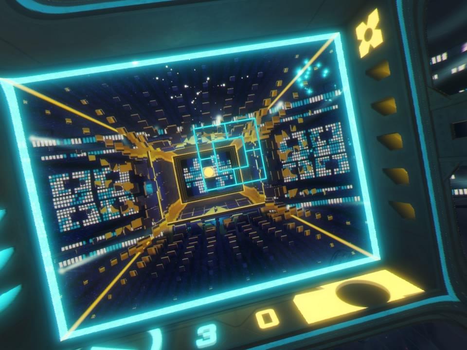 PlayStation VR WORLDSデンジャーボールプレイマンモス倒す