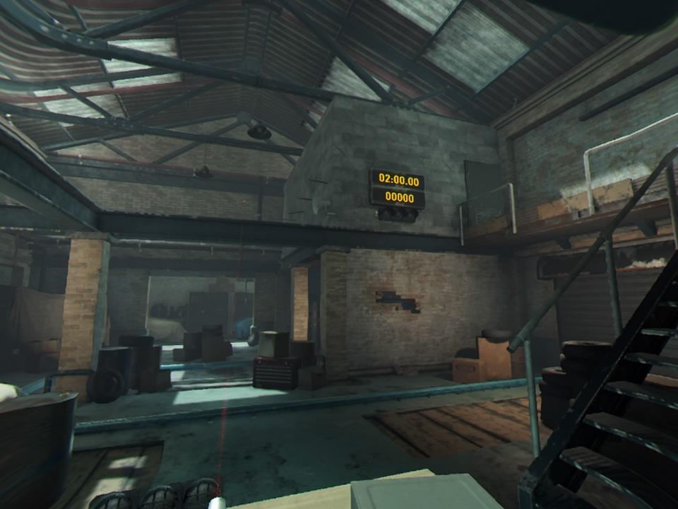 PlayStation VR WORLDSロンドンハイストスコア