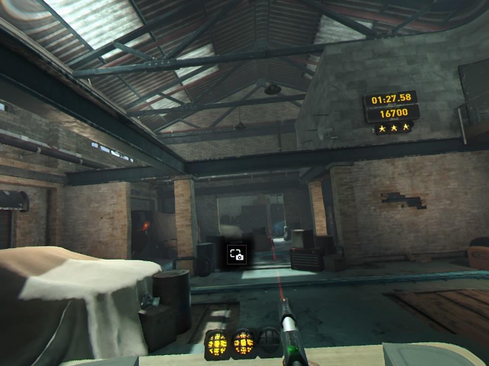 PlayStation VR WORLDSロンドンハイスト射撃