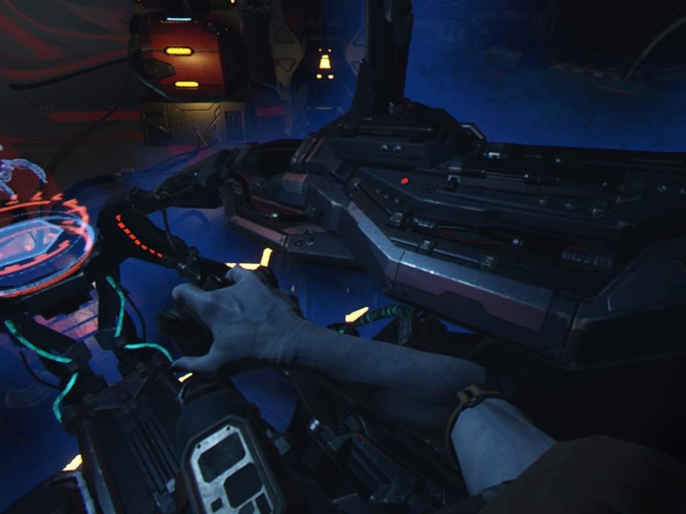 PlayStation VR WORLDSスカベンジャーオデッセイ開始