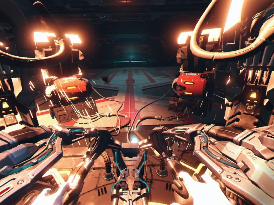 PlayStation VR WORLDSスカベンジャーオデッセイ発射
