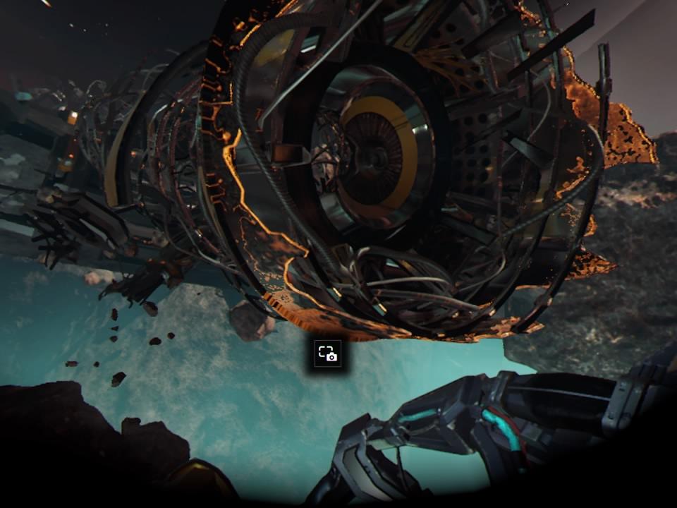 PlayStation VR WORLDSスカベンジャーオデッセイ宇宙
