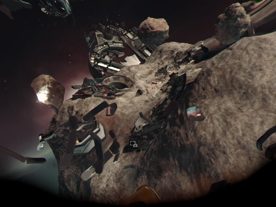 PlayStation VR WORLDSスカベンジャーオデッセイ宇宙空間