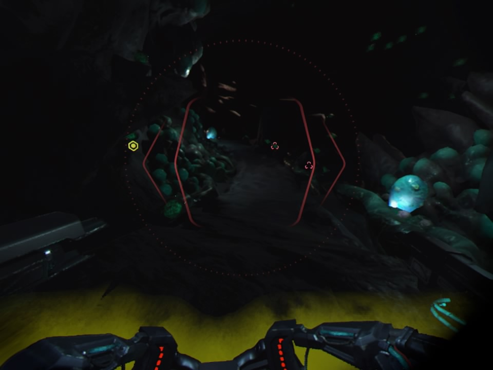 PlayStation VR WORLDSスカベンジャーオデッセイ惑星