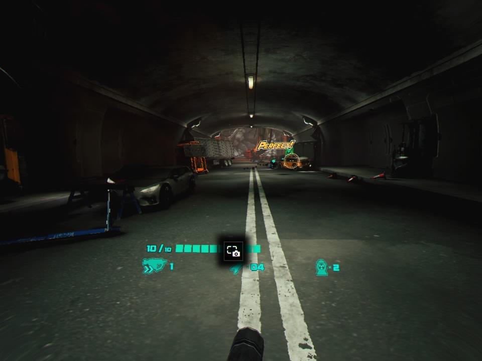ドローンストライカートンネル1