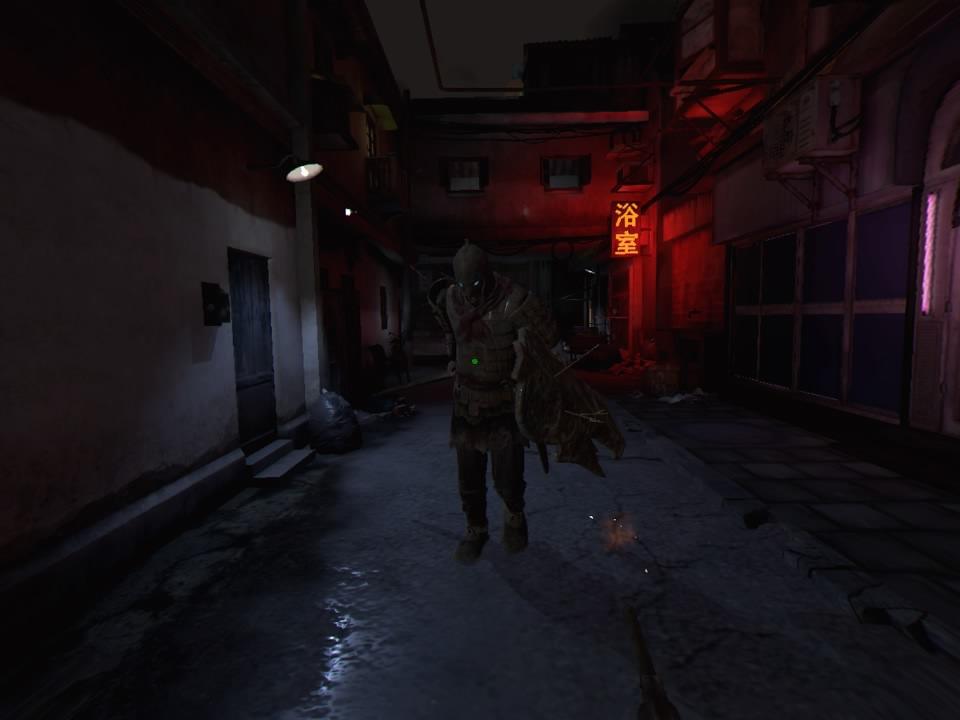The Walker敵