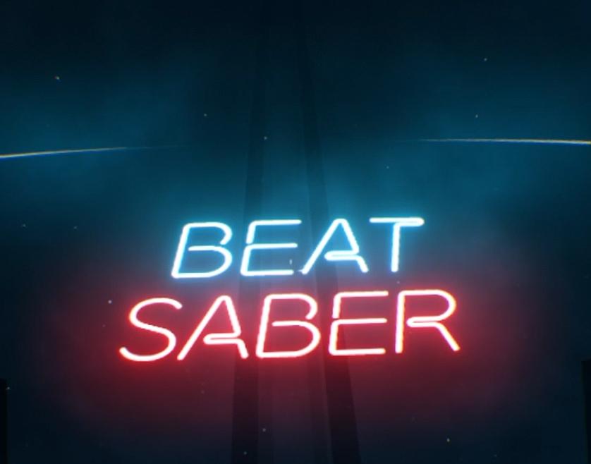 beatsaberタイトル