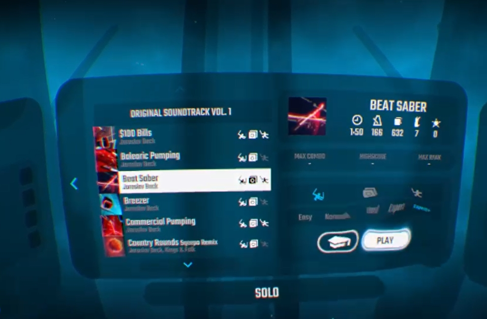beatsaberエキスパート+