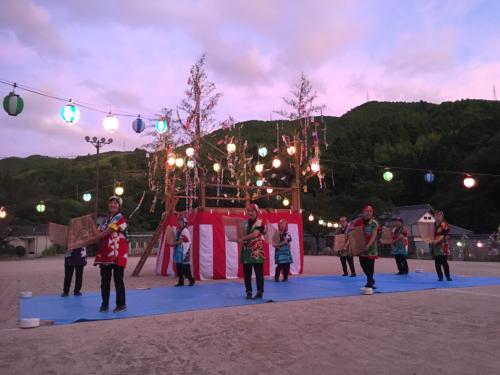 納涼の夕べ(盆踊り)