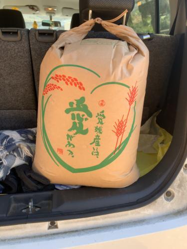 30kgのお米