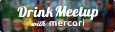 Drink Meetuo with mercari