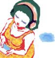 headphone-girl