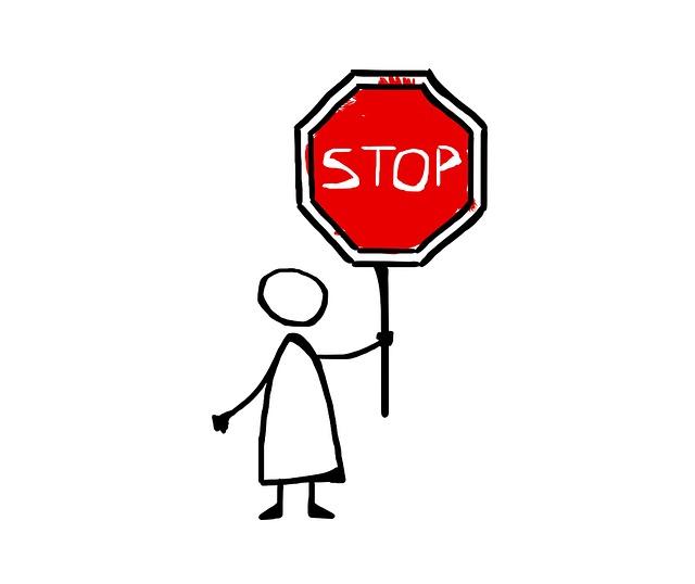 STOPサイン