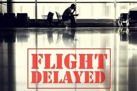 フライト遅延