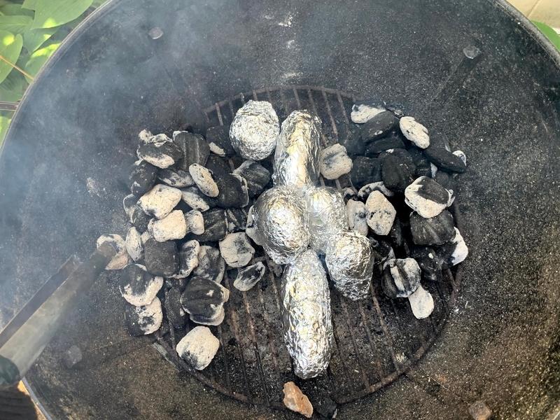 BBQ焼き芋