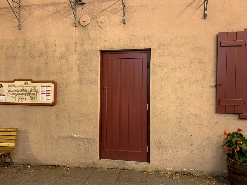 トッケビ:実際のケベックの赤いドア