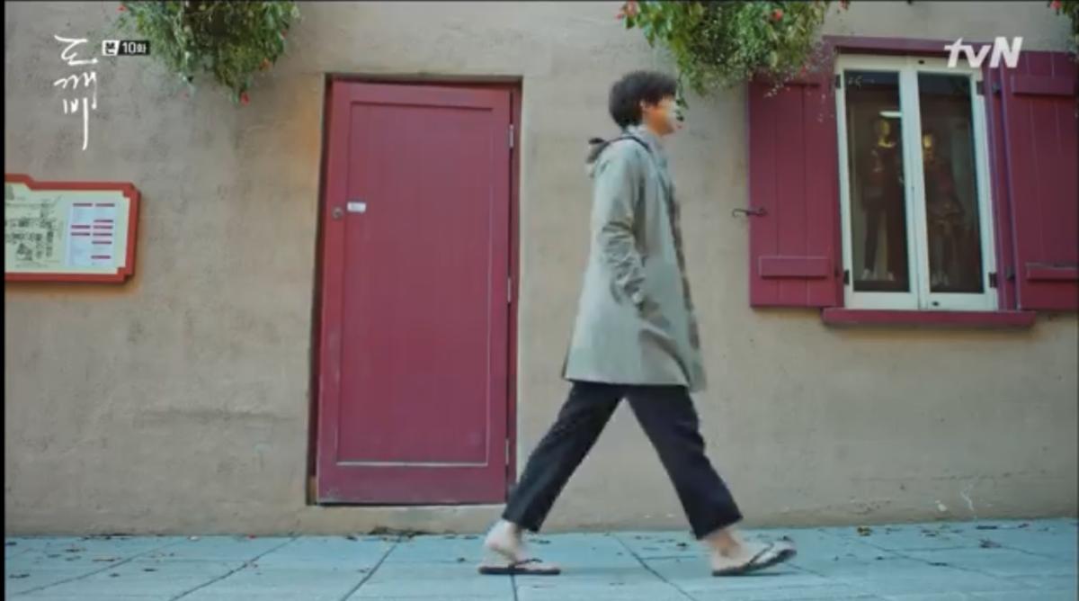 トッケビ:ケベックの赤いドア