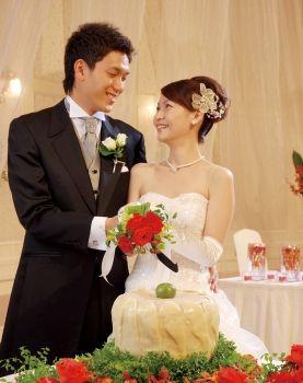 結婚式は感動的でしたか