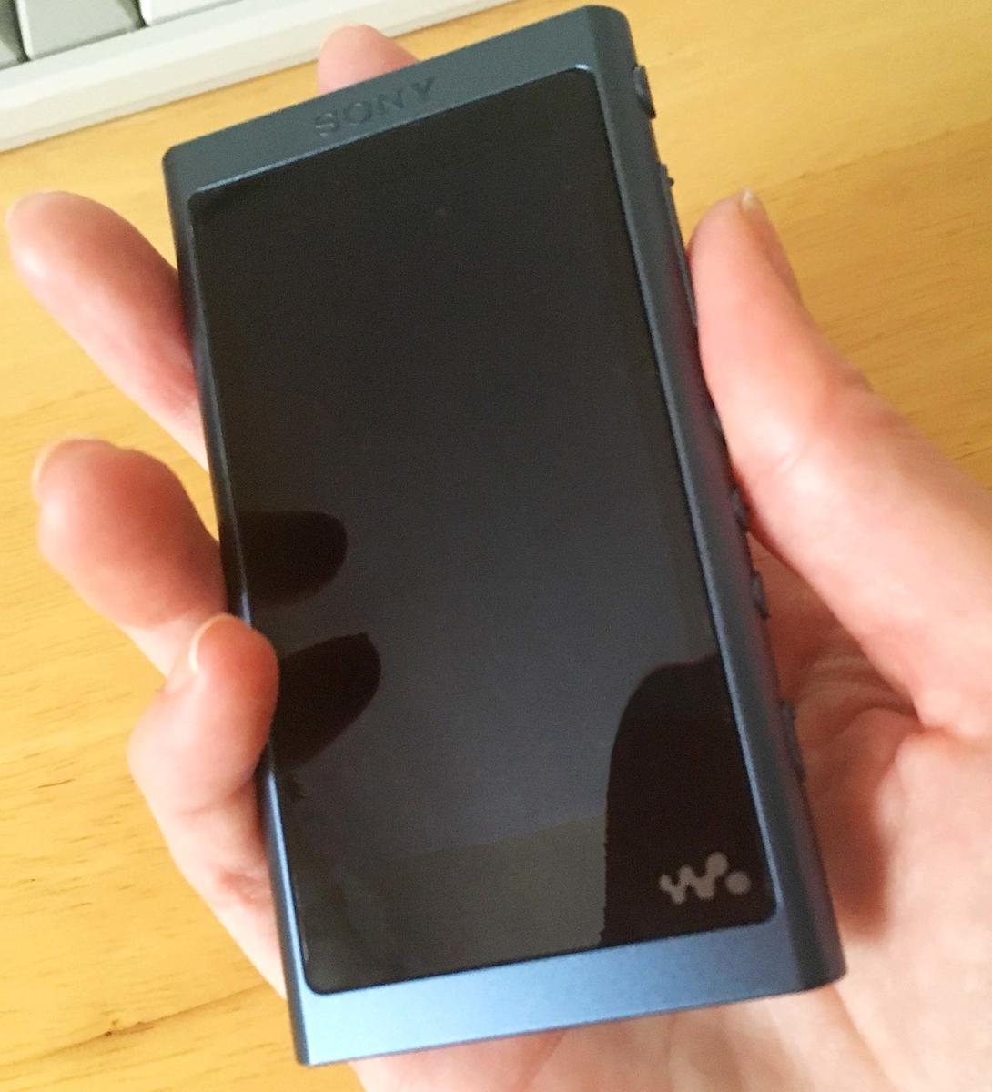 ウォークマン NW-A50