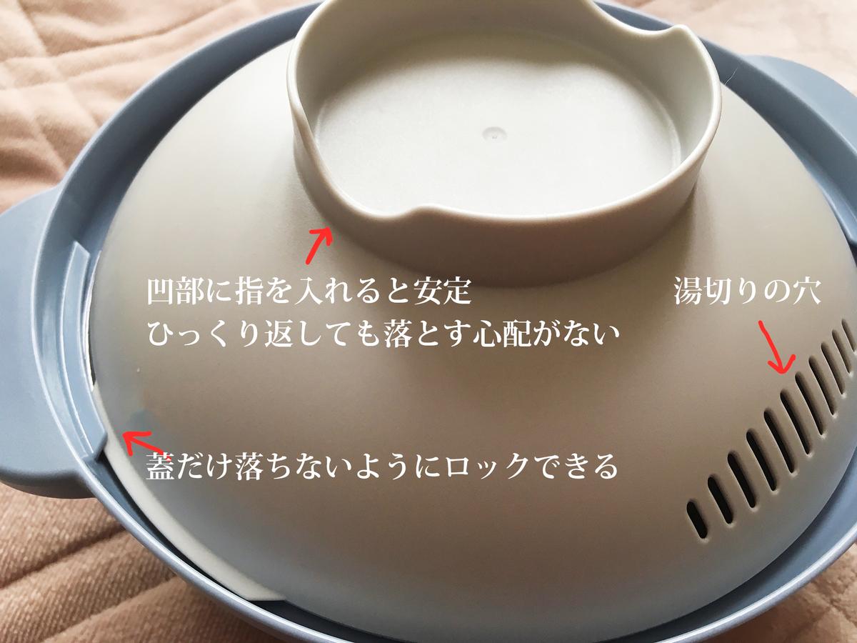 レンチン鍋