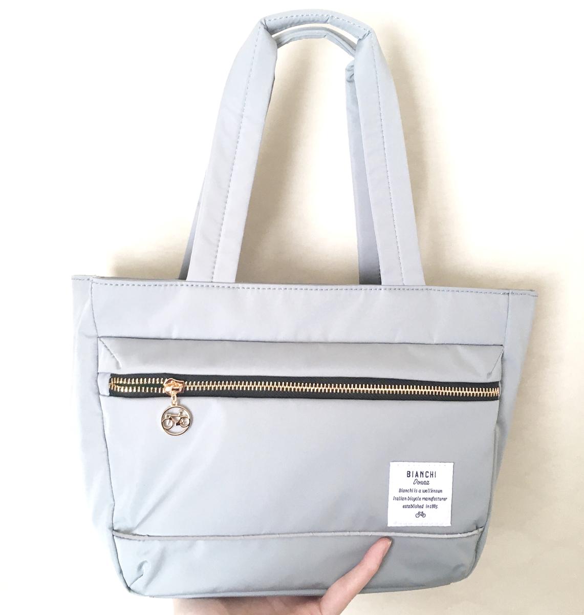 「Bianchi Donna」のミニトートバッグ