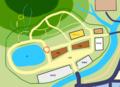 山林公園地図