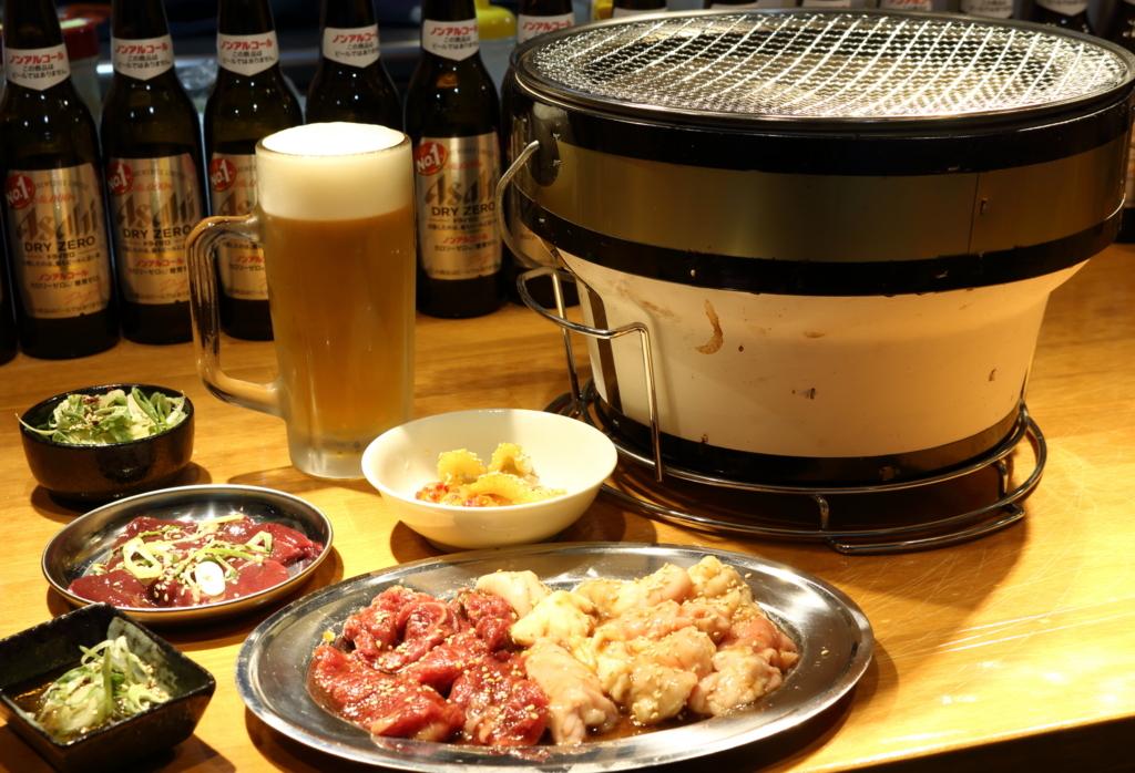 ウマくて安いなら立ち食い焼肉も良いじゃない!「さすらいのカンテキ」【大阪】