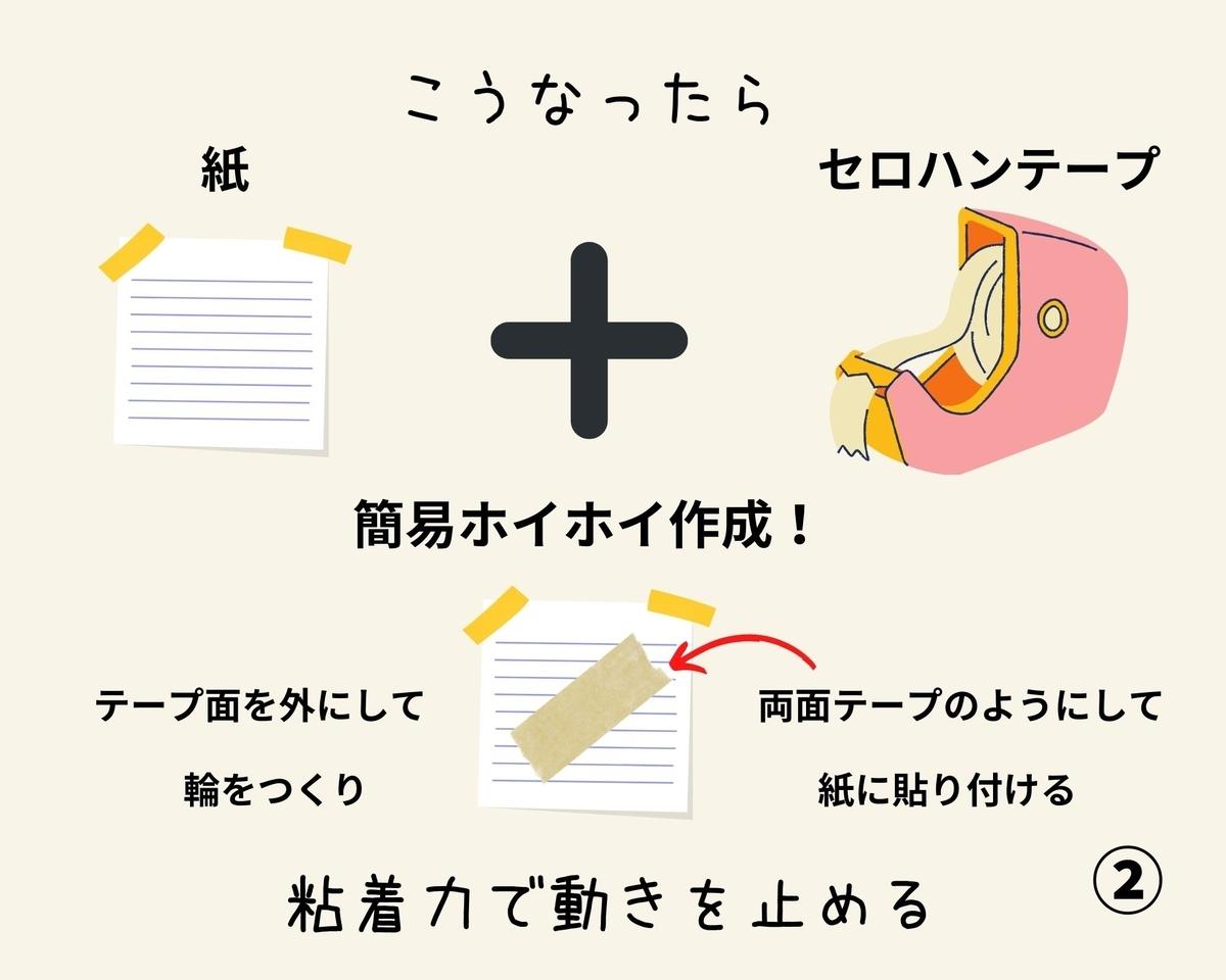 4コマ漫画 カメタ艇VS黒い昆虫②