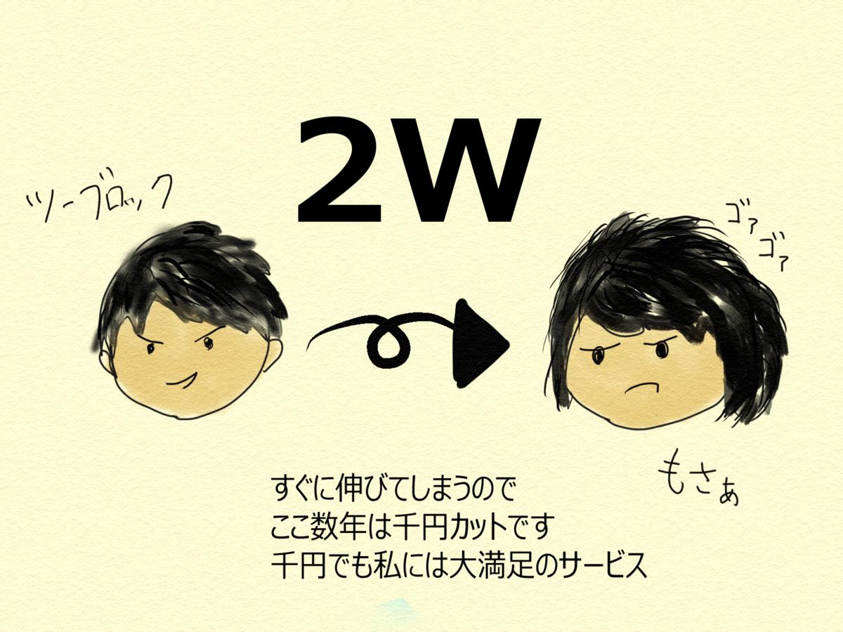日常漫画 カメタ艇のヘアカット事情①