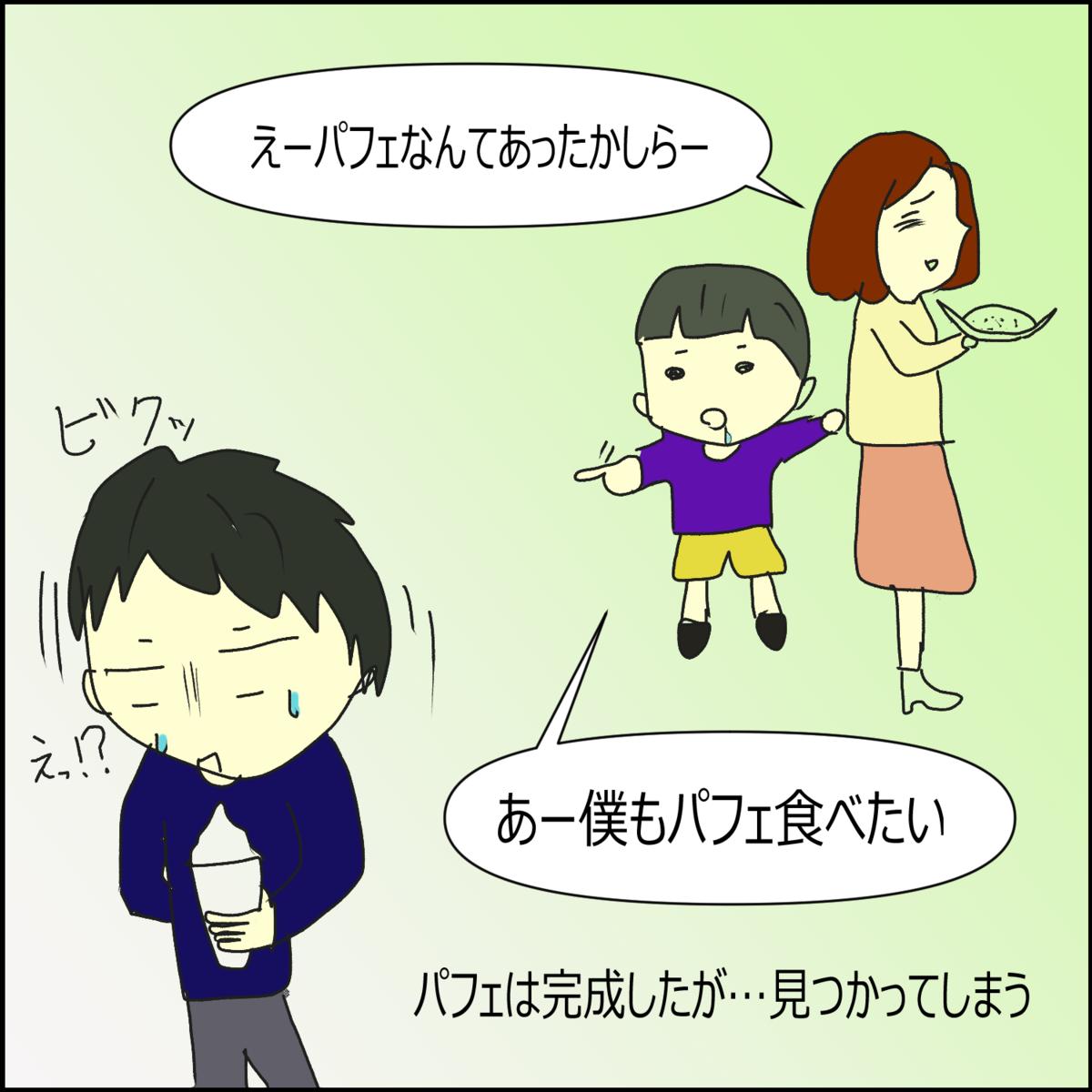 日常漫画 大学生時代~食事編~③