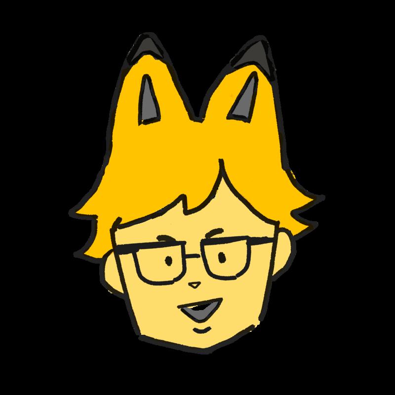 狐男メガネ2